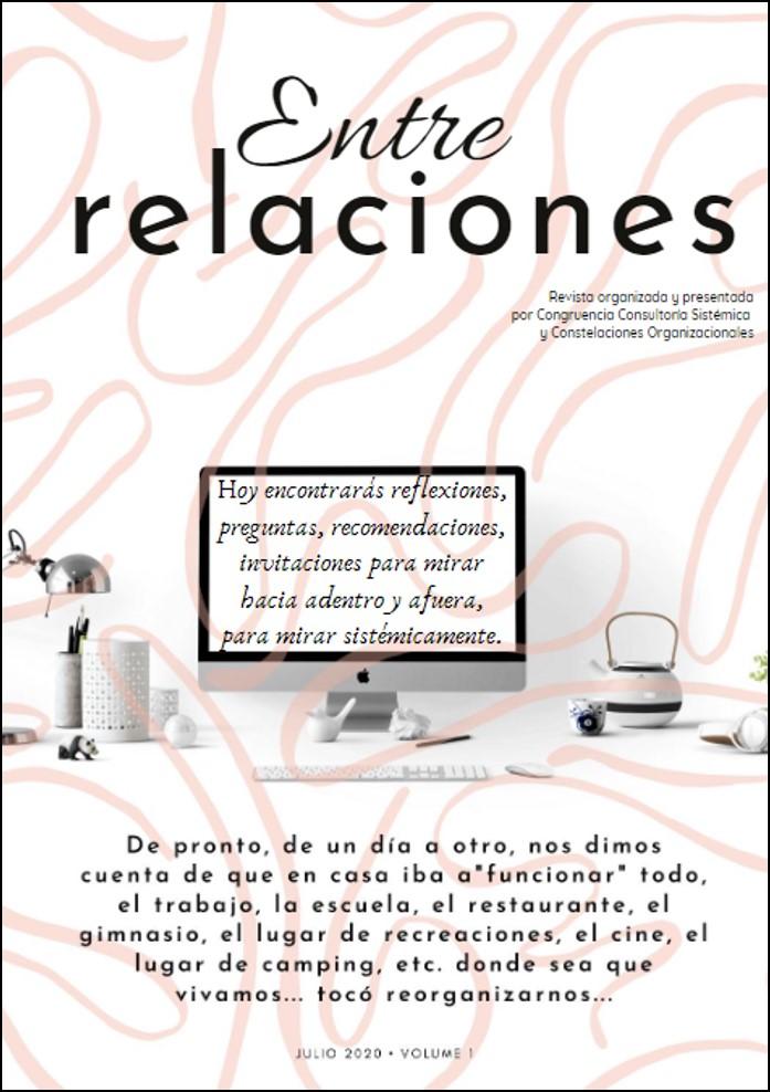 EntreRelaciones - magazine sistémico primera edición