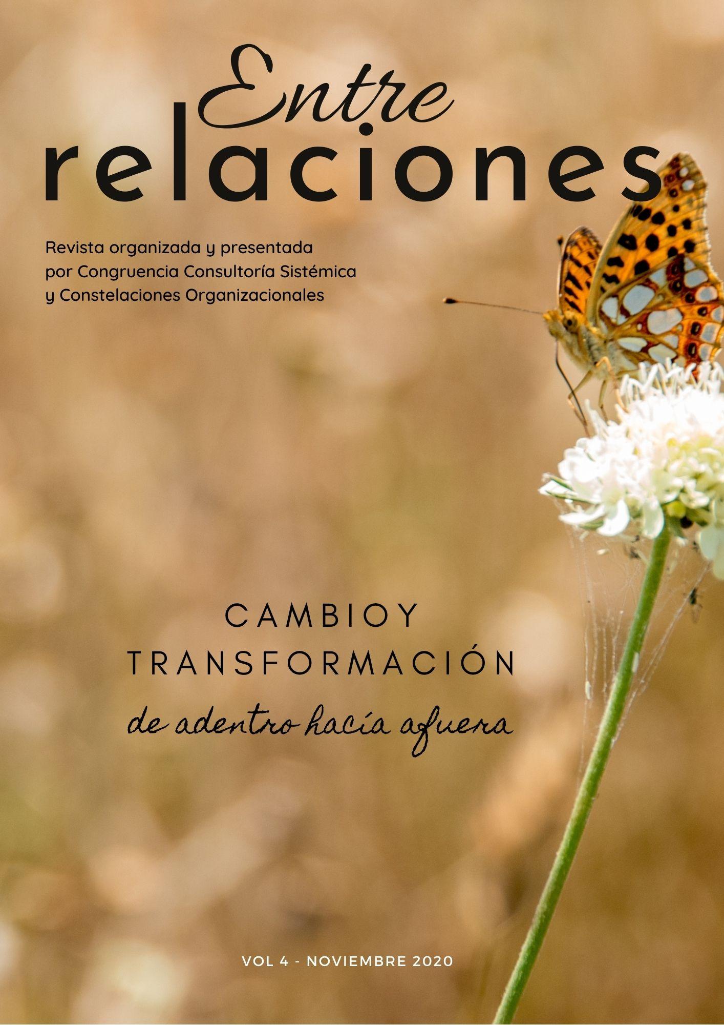 EntreRelaciones - Magazine Sistémico 4ta edición